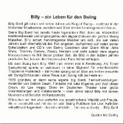 Über Billy Gorlt in Deutsch