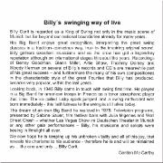 Über Billy Gorlt in Englisch